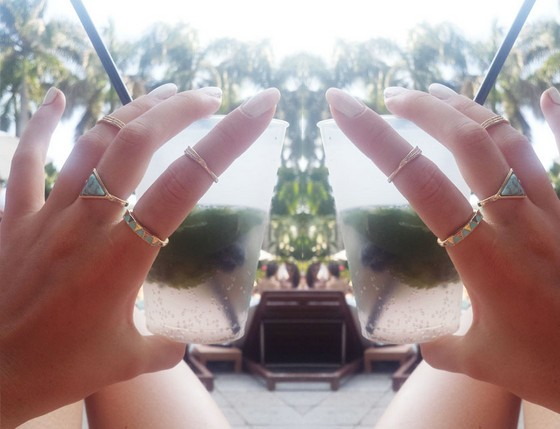 Luxury Guide To Miami Hippie In Heels