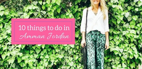 amman jordan rainbow streets, things to do in amman