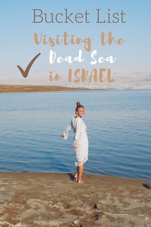 visiting the dead sea israel