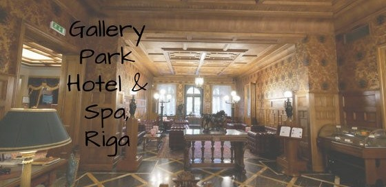 Gallery Park Hotel And Spa Review Riga