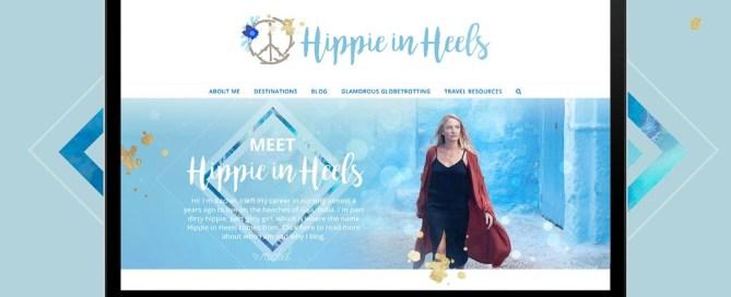 hippie in heels new theme