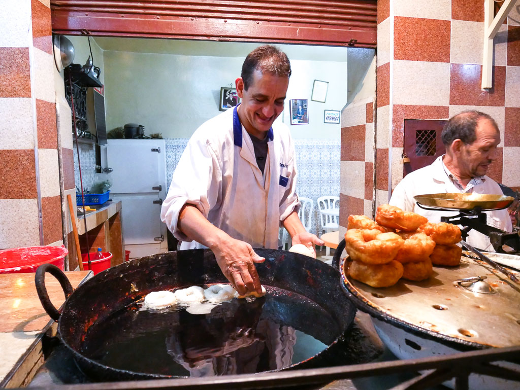 Foods to Try in Morocco