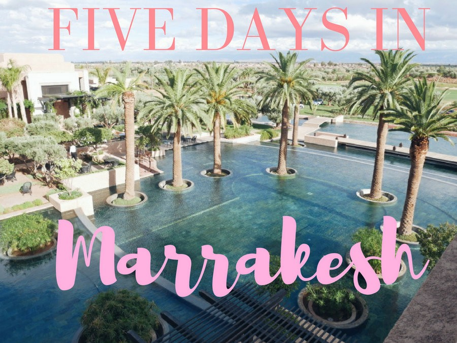 My Girly Guide for 5 Days in Marrakesh