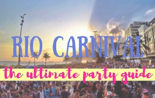 Your Crazy Party Guide to Rio Carnival