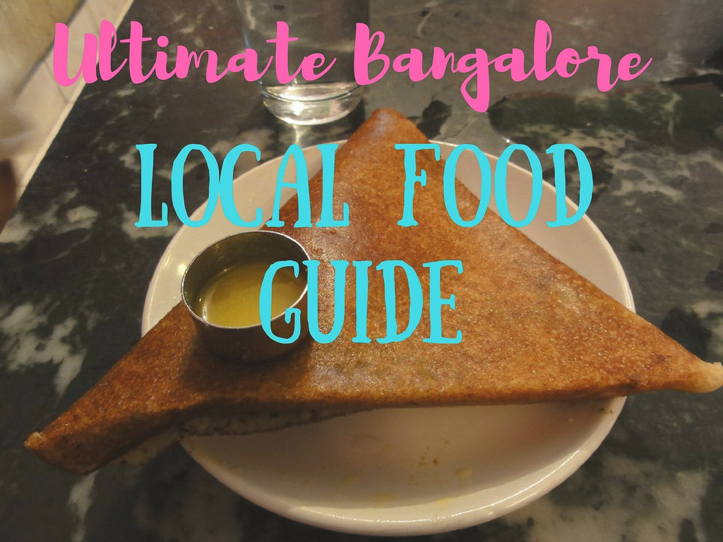 bangalore food guide