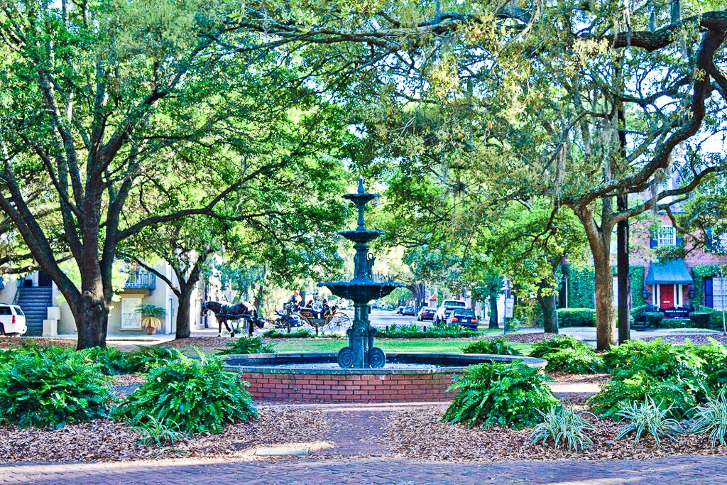 12 things to do in Savannah as a couple
