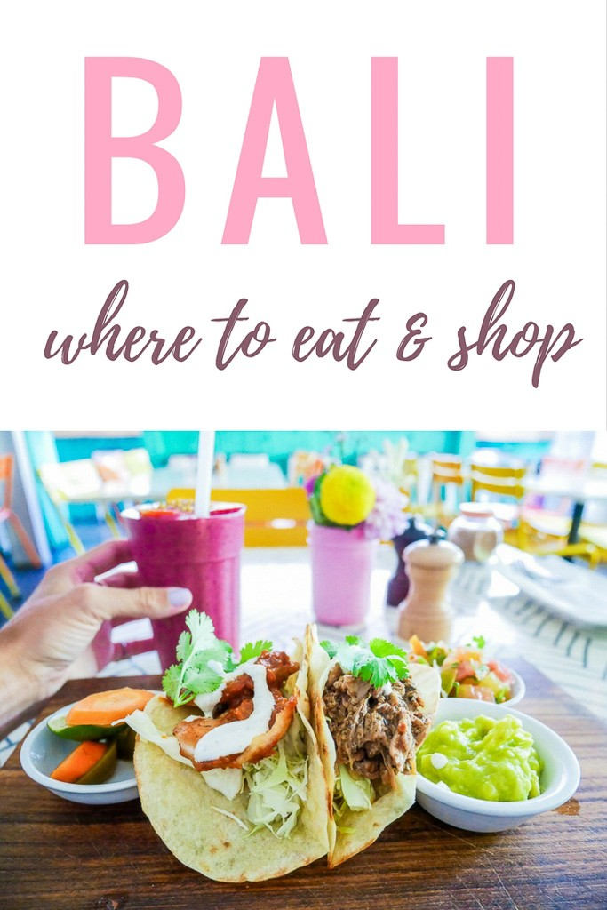 guide to bali
