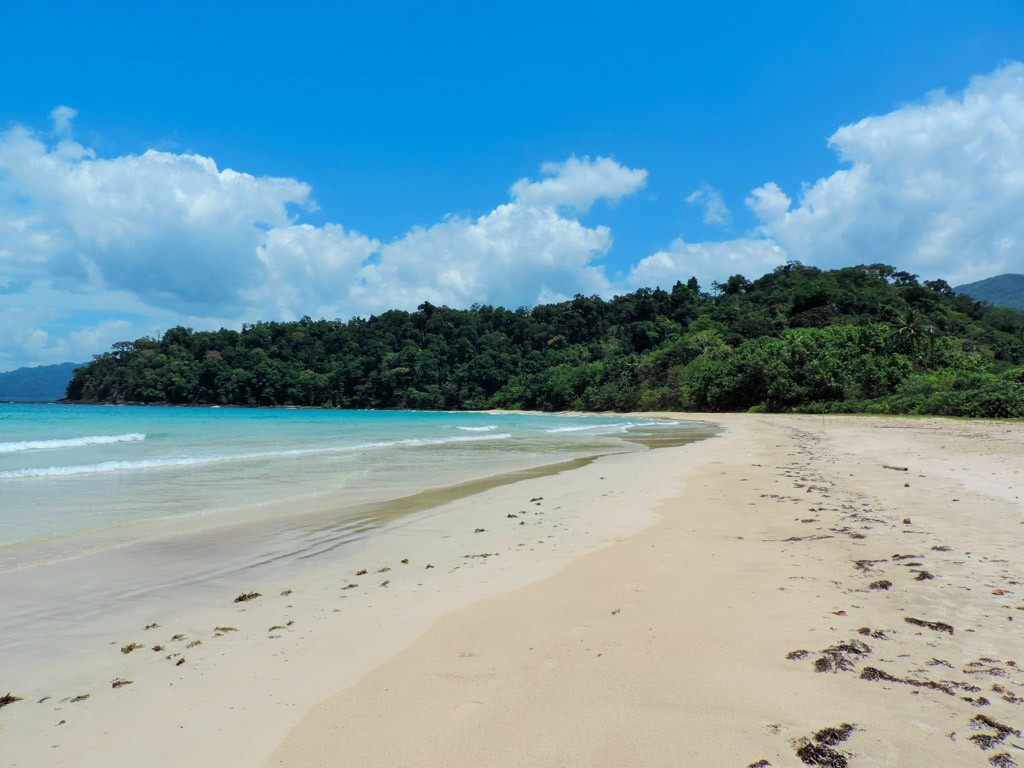 secluded Sabang beach, home to the PPUR, a good enough reason to visit palawan