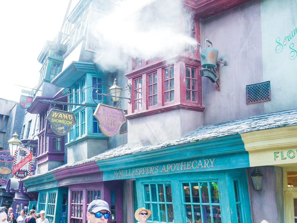 Wizarding World of Harry Potter in Universal