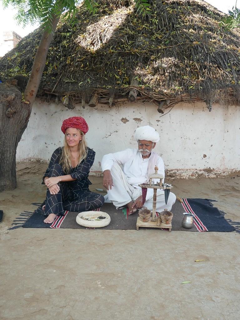 Rajasthan tour packages bishnoi village tribal tour