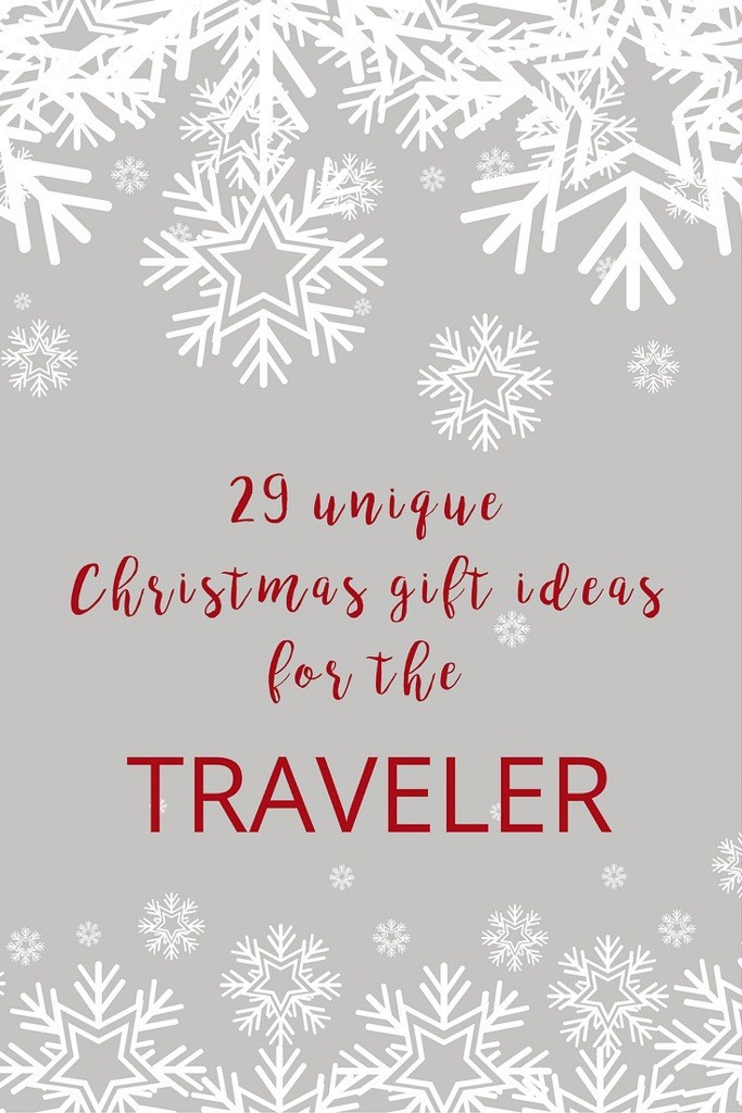 Christmas Gift Ideas for Travelers for Every Budget - Hippie in Heels