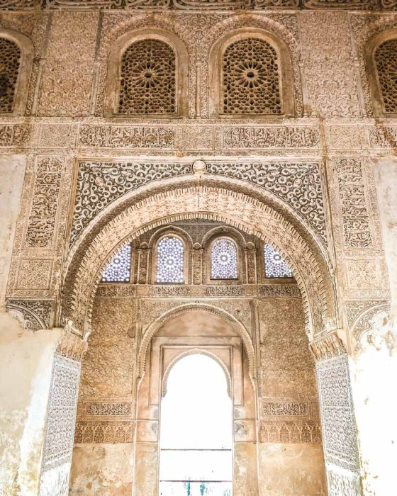 alhambra details spain andalucia