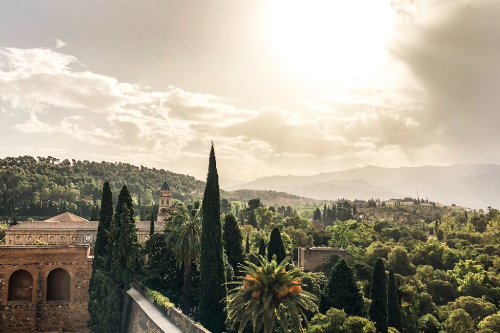 the history geography and culture of granada a city in andalucia spain Major cities: madrid (capital)  culminating in the seizure of granada in 1492  geography  europe  spain history and timeline.