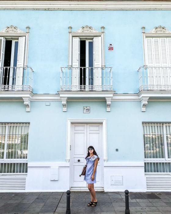 triana neighborhood seville spain andalucia