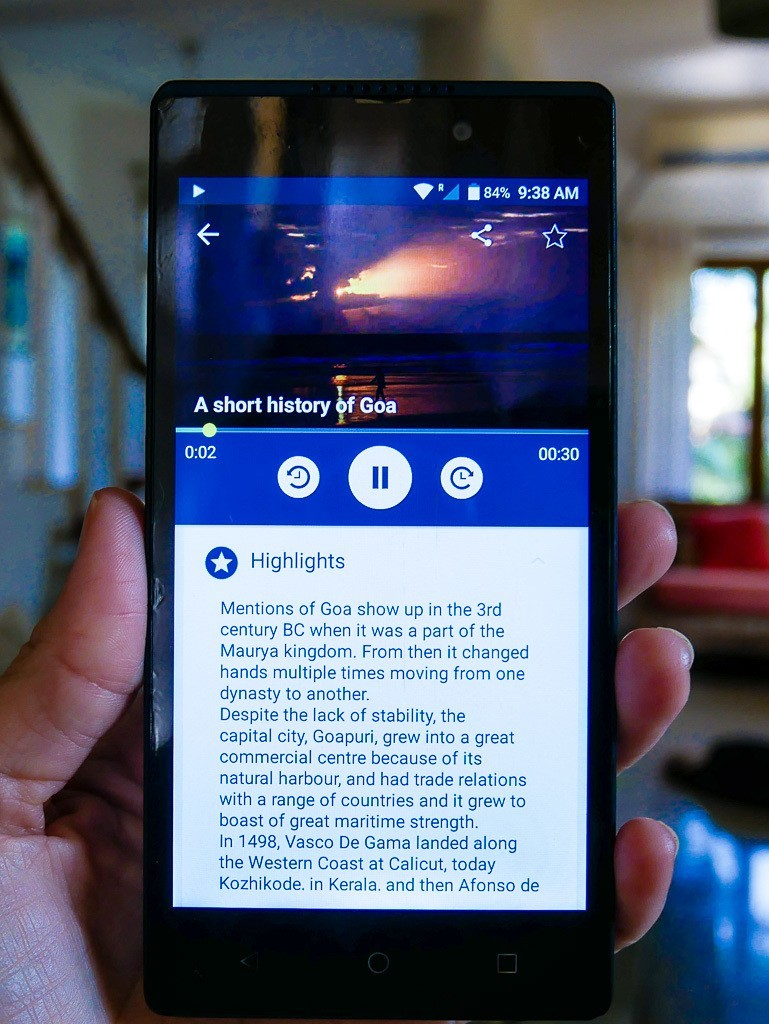 How Trabug Works: A Phone With Guide to Travelers in India