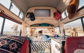 Living in a Van Full Time: How to Travel the World in a Van