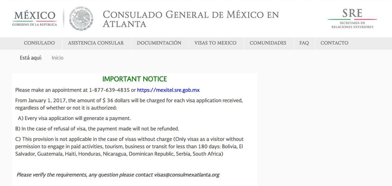 How to Get Your Temporary Resident Visa for Mexico (Step by Step, Merida INM)