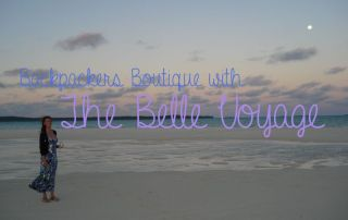 packing tips from the belle voyage