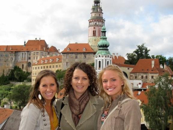 cesky krumlov, czech republic, bohemian, hippie, hippy, travel, backpack