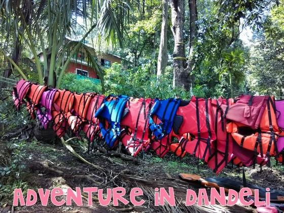 adventures in dandeli