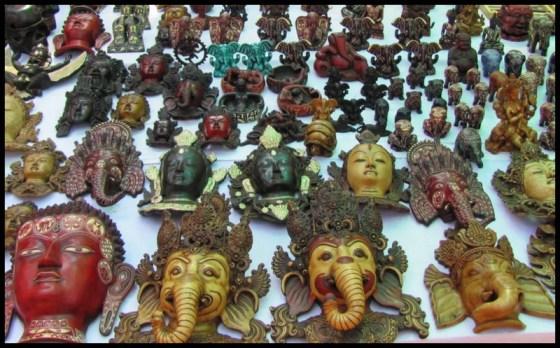 anjuna flea market goa