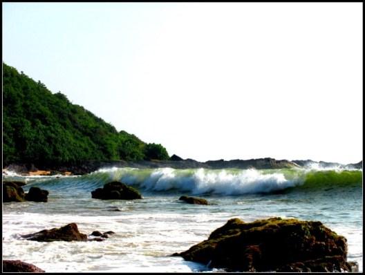 secret beach goa