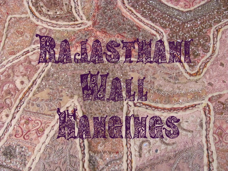 rajasthan wall hangings