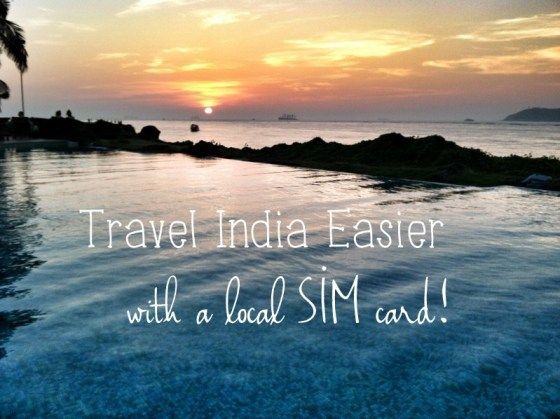 backpackers sim card in india