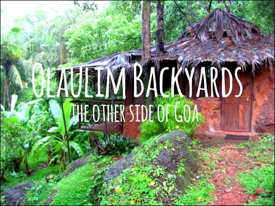 olaulim backyards the other side of goa