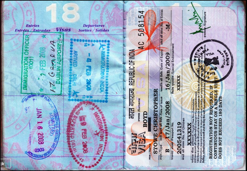 step by step  how to apply for indian tourist visa from