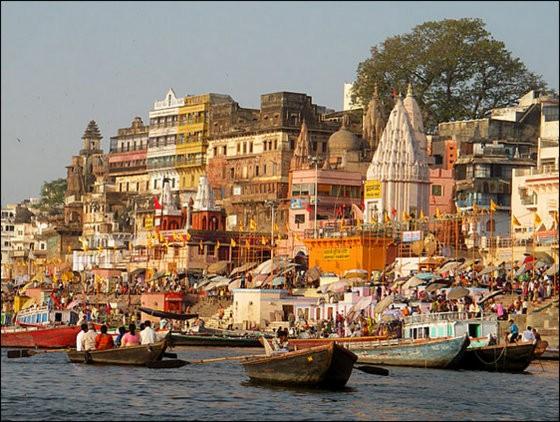 Varanasi Travel Tips Ghats India