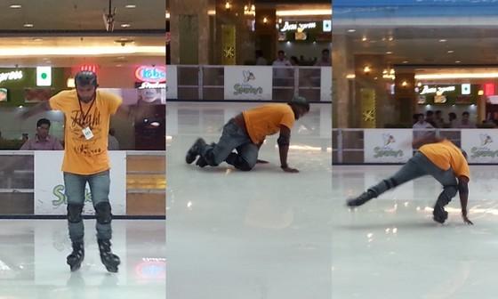 ice skating kochi