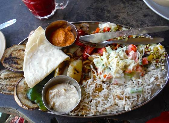 indian food galore