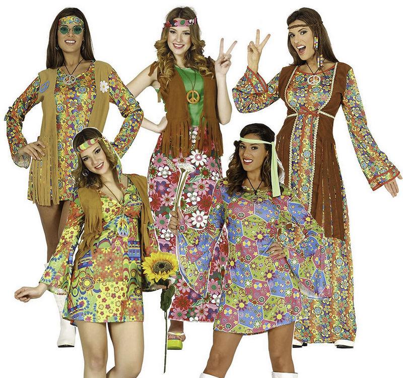 homemade hippie costume design