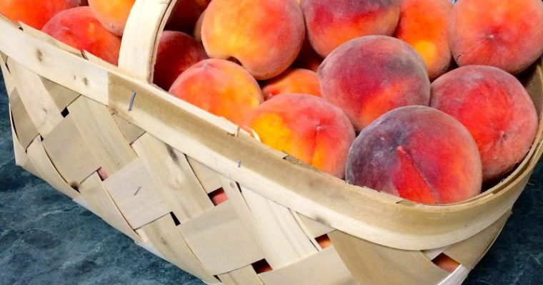 Peach Pie Oatmeal