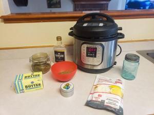 Instant Pot Cannabutter