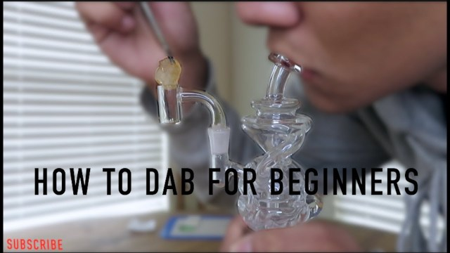 How to Dab Concentrates