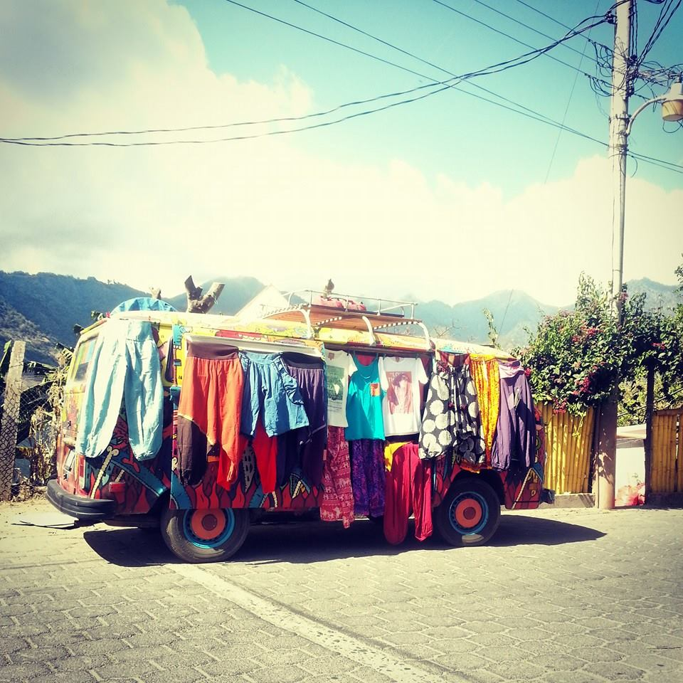 Wallpaper Costa Rica Girls Hippie Van Mans Favourite Pan American Road Trip Photos