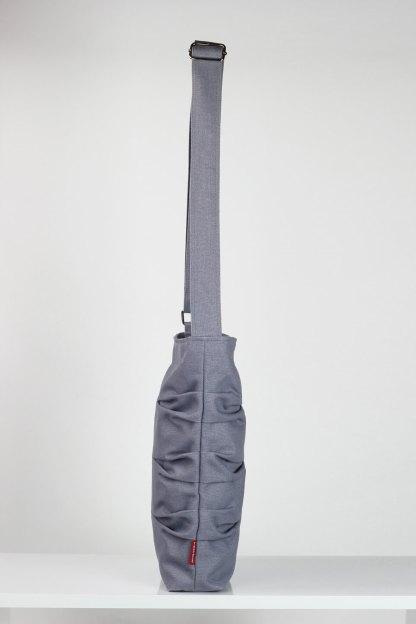 Light Grey Small Tote Bag
