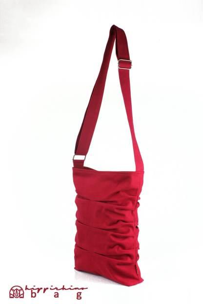 Maroon Small Tote Bag
