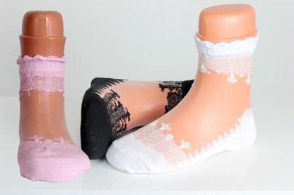 Transparent Ankle Socks
