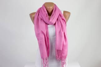 Pink Pashmina Scarf