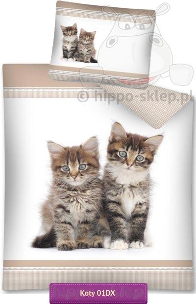 Pociel z kotami  Pociel dla dzieci  Pociel dziecica