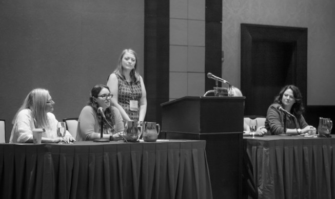 agents and editors panel from 2015 hippocamp