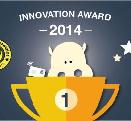 innovation award hippocketwifi