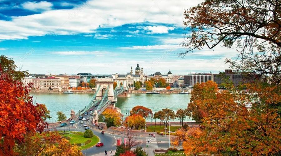 Budapest automne