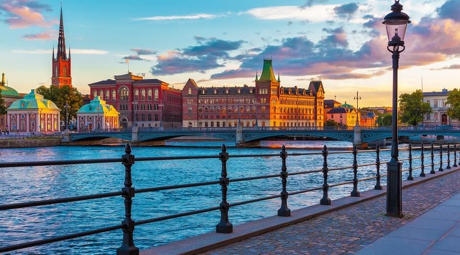 Stockholm automne