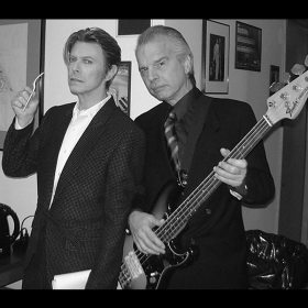 david bowie tony visconti
