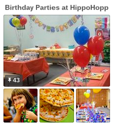 Eco-Friendly indoor Play Birthday Party toddler kids