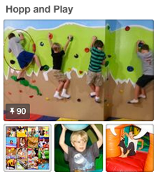 hippohopp kids toddler indoor Party
